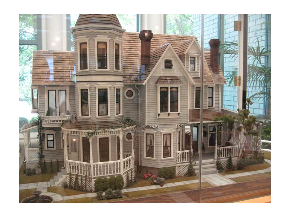 A Two-Story Toy Story: The Lives of Dollhouses – High Plains Museum