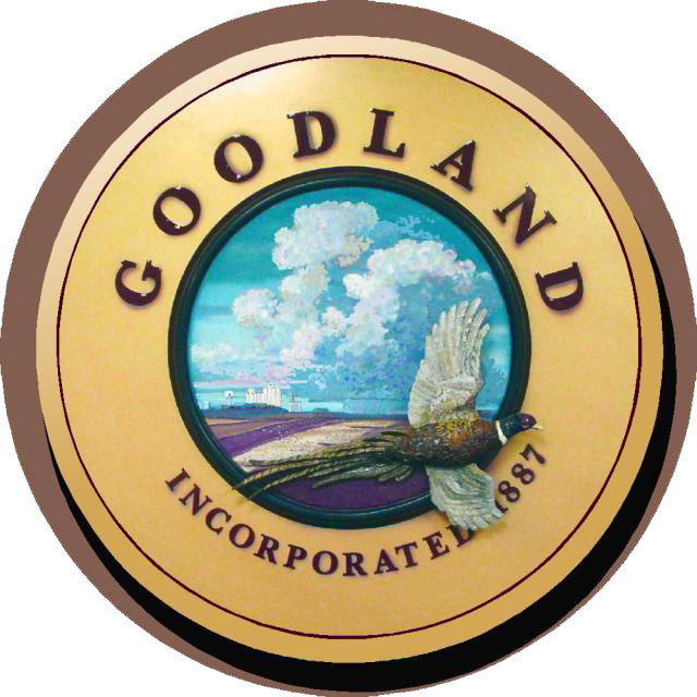 Goodland City Seal