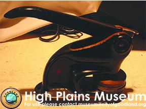 High Plains Museum | LH128 Seal No. 52
