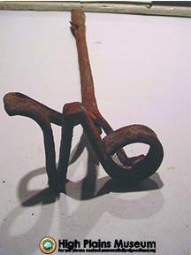High Plains Museum | FIT320 Branding iron